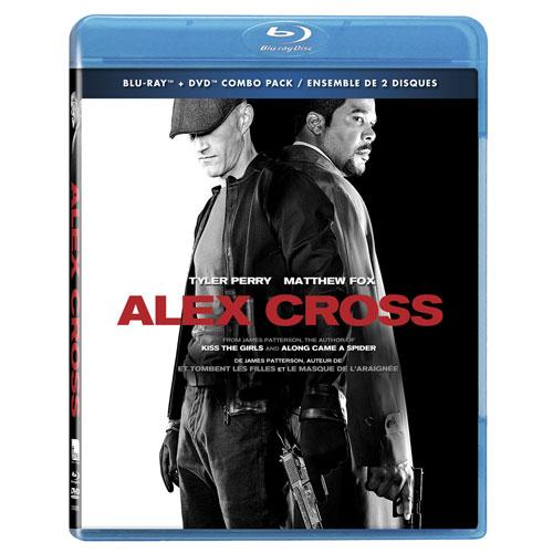 Alex Cross (Combo de Blu-ray) (2012)