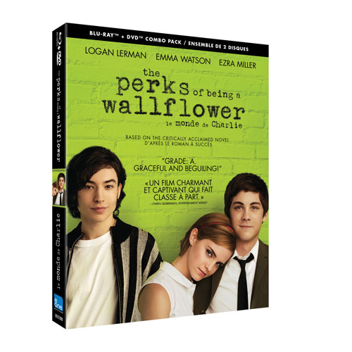 The Perks of Being a Wallflower (Combo de Blu-ray) (2012)