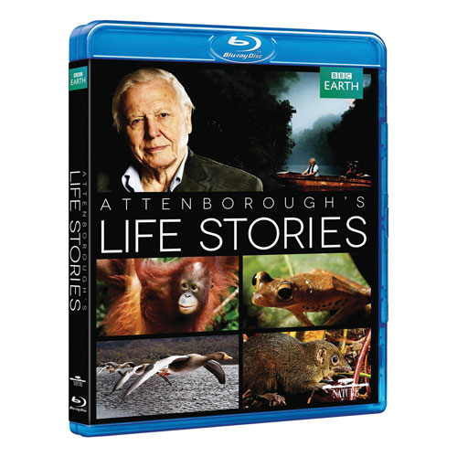 Life Stories: David Attenborough