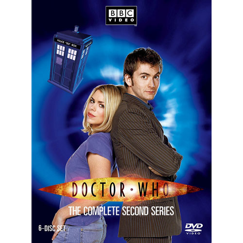 Dr Who: Complete Second Series