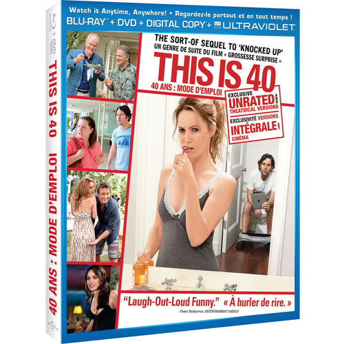 This Is 40 (Blu-ray Combo) (2012)