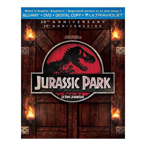 Jurassic Park (Blu-ray Combo) (1993)