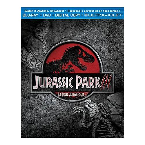 Jurassic Park 3 (Blu-ray Combo) (2001)