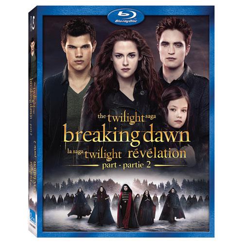 Twilight Saga - Breaking Dawn - Part 2 (Blu-ray) (2012)