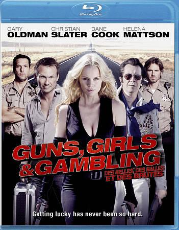 Guns Girls & Gambling (Blu-ray) (2012)