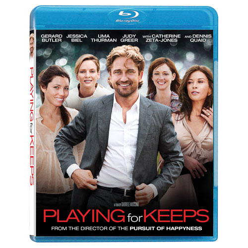 Playing for Keeps (combo Blu-ray) (2012)