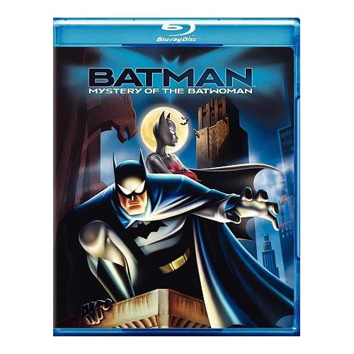 Batman: Mystery Of Batwoman (DC Universe) (Blu-ray)