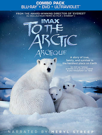 IMAX: To The Arctic (3D Blu-ray) (2012)