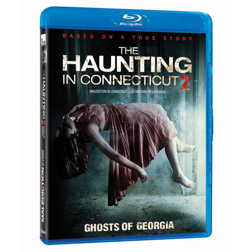 Haunting Connecticut 2: Ghost Georgia (Blu-ray)