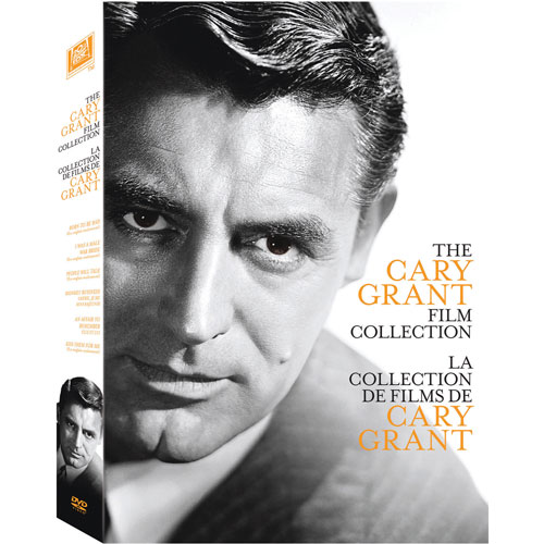 Cary Grant Film Collection