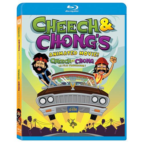 Cheech & Chong's Animated Movie (Blu-ray) (2013)