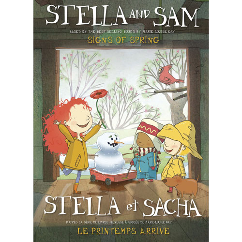 Stella And Sam: Signs Of Spring