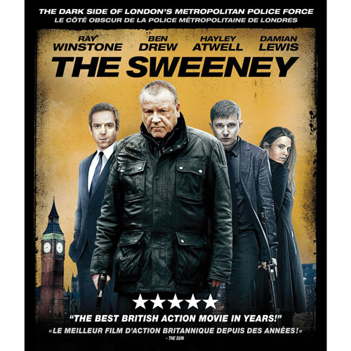 Sweeney The (Blu-ray)