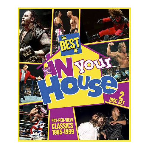 WWE: The Best Of WWE In Your House (Blu-ray)