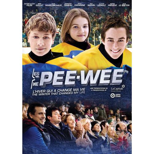Les Pee Wees: L'hiver qui a change ma vie