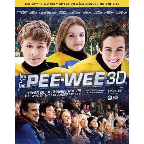 Les Pee Wees: L'hiver qui a change ma (Blu-ray)