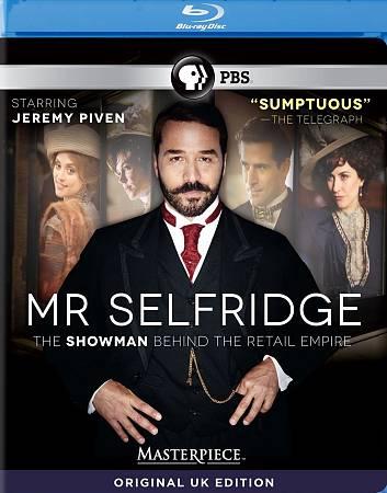 Mr. Selfridge (Blu-ray)