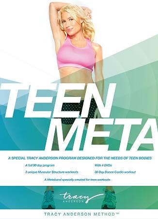 Tracy Anderson : Teen Meta