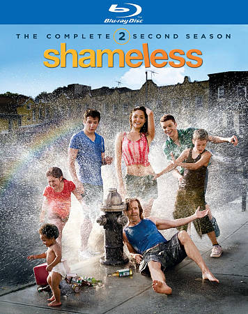 Shameless: The Complete Second Season (Blu-ray)