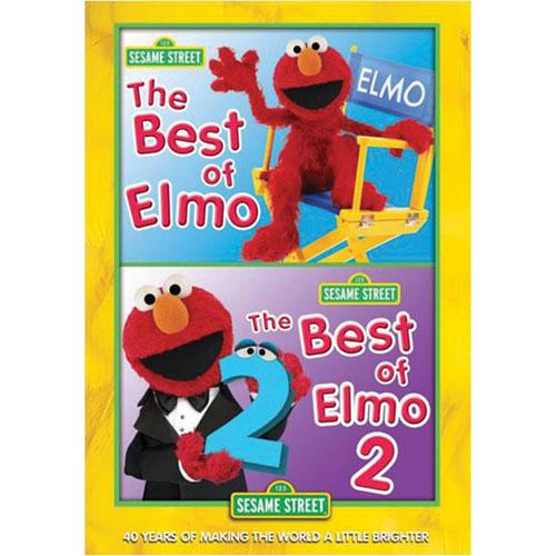 Sesame Street: The Best Of Elmo 1 & 2