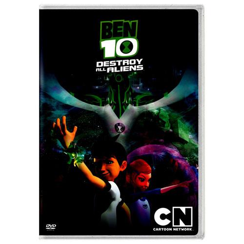 Cartoon Network: Ben 10 Movie Destroy All Aliens