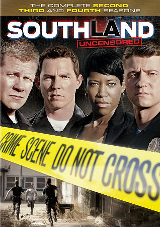 Southland: The Complete Season 2 - 4
