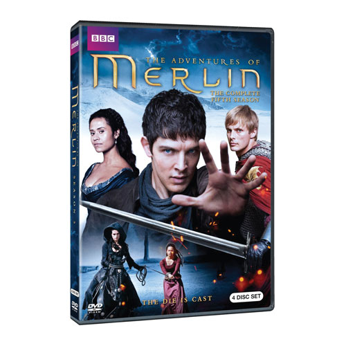 Merlin: The Complete Fifth Series