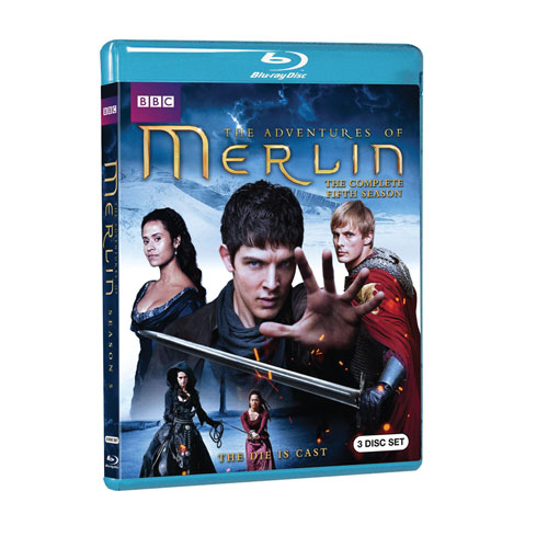 Merlin: The Complete Fifth Series (Blu-ray)