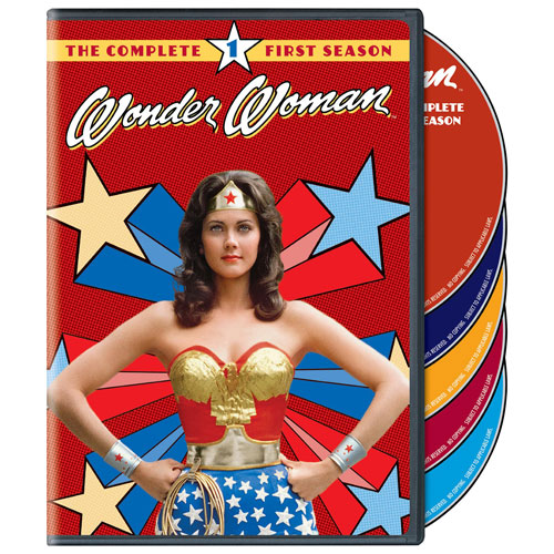 Wonder Woman - The Complete First Season (DC Universe) (1976)