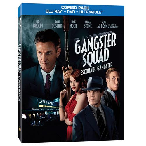 Gangster Squad (Blu-ray) (2013)