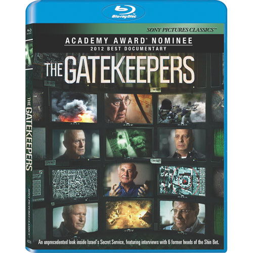 Gatekeepers The (Includes UltraViolet) (Blu-ray)