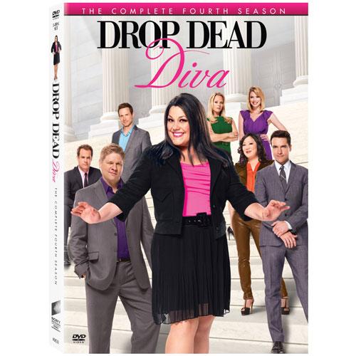 Drop Dead Diva: L'intégrale de la quatrième saison