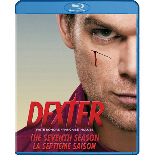 Dexter: The Complete Seventh Season (Blu-ray)