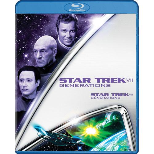 Star Trek VII: Generations (Blu-ray)
