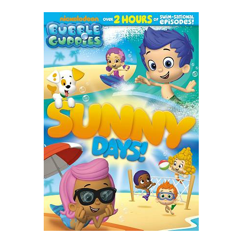 Bubble Guppies: Summer Theme
