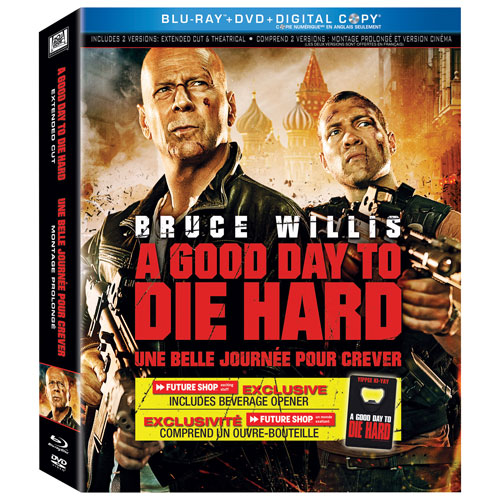 A Good Day to Die Hard (Seulement à Best Buy) (Combo Blu-ray) (2013)