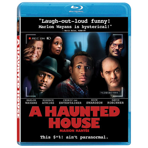 A Haunted House (Blu-ray Combo) (2013)