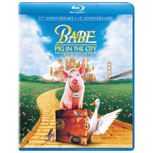Babe: Pig In The City (15th Anniversary Edition) (Blu-ray)
