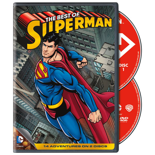 Best Of Superman (DC Universe)