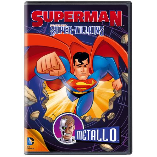 Superman Super Vilians: Metallo (DC Universe) (2013)