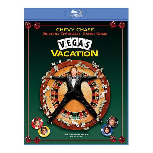 Vegas Vacation (Blu-ray)
