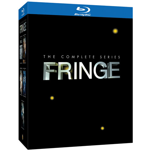 Fringe: The Complete Series (Blu-ray)