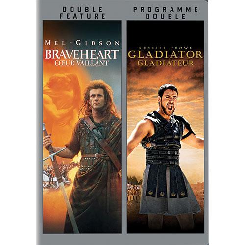 Braveheart/ Gladiator