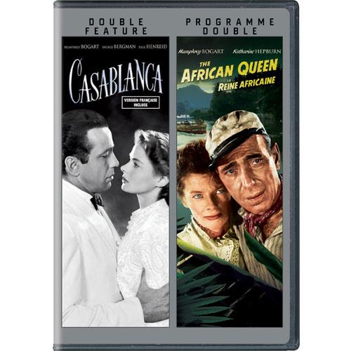 Casablanca/ African Queen