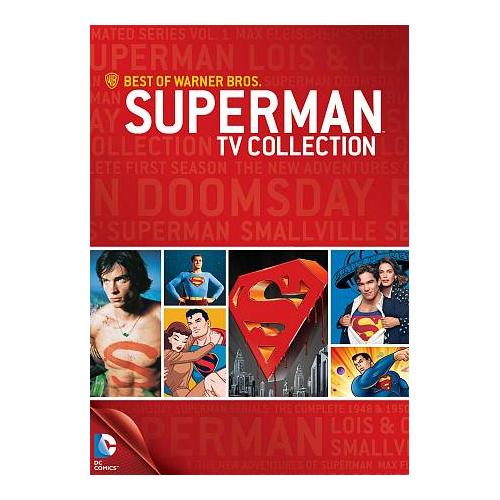 Best Of Warner Bros. Superman TV Collection (DC Universe)