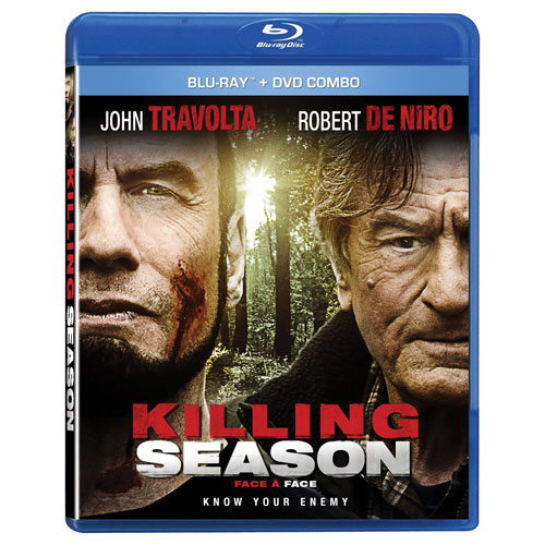 Killing Season (combo Blu-ray) (2013)