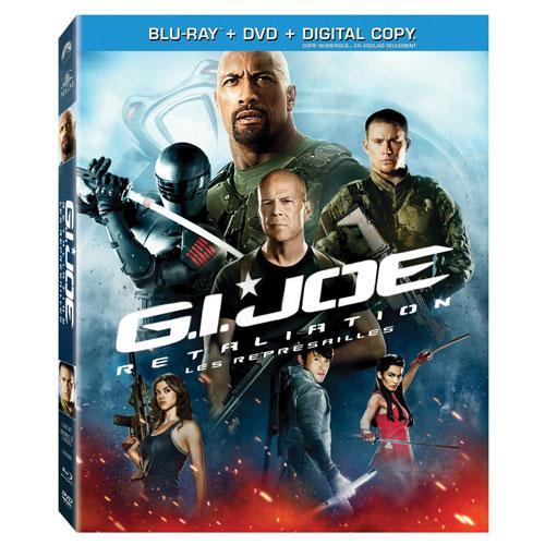 G.I. Joe: Retaliation (Combo de Blu-ray) (2013)