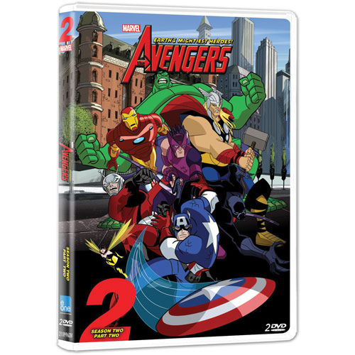 Avengers: Earth's Mightiest Heroes, saison 2, volume 2