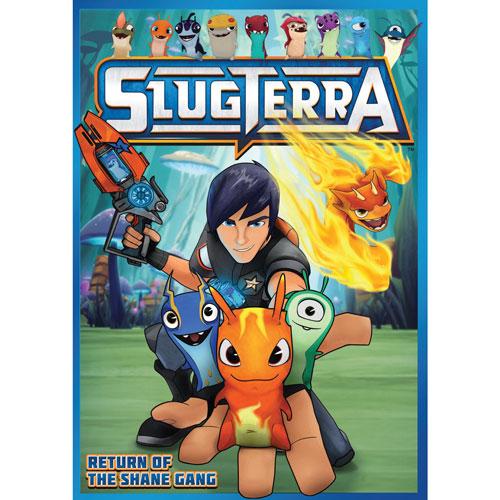 Slugterra: Return Of The Shane Gang