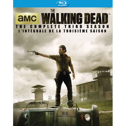 The Walking Dead: The Complete Third Season (Blu-ray) (2013)
